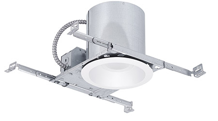 Commercial Downlight Market Receives Boost from LED Option: Prescolite