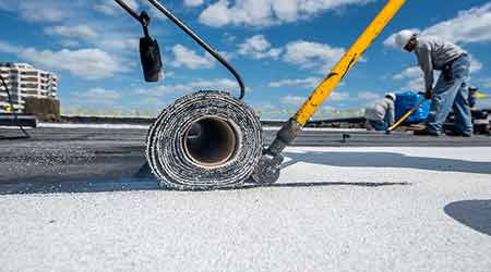 Modified Bitumen Roofing Mitigates Solar Heat: Johns Manville