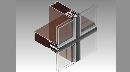 Curtainwall Creates Dramatic  Exteriors: Wausau Window and Wall Systems