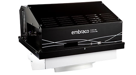 R290 System Available for Reach-in Coolers: Embraco