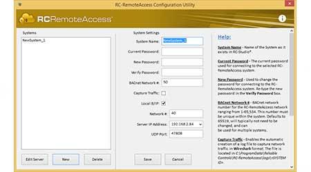 BAS Has BACNET VPN: Reliable Controls