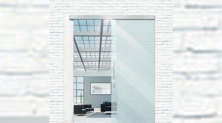 Manual Sliding Door is Compact and Modular: DORMA Americas