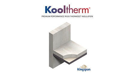 Insulation Provides High R-Value, Less Bulk: Kingspan