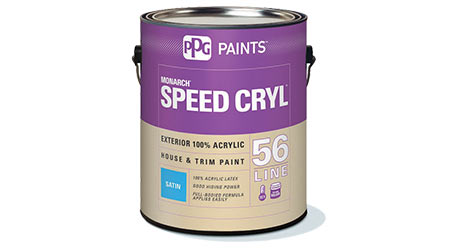 Paint Can Be Applied Down to 35 F: PPG Paints
