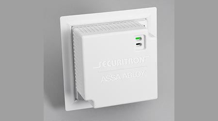 Power Supply Works With Low-Power Access Devices: Securitron