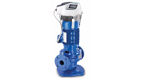 Variable Speed Drive Reduces Energy Consumption: Xylem