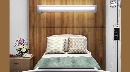 Bed Light: Hubbell Lighting