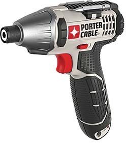 Cordless Screwdriver: Porter-Cable Corp.