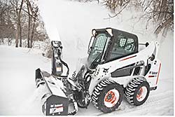 Loaders: Bobcat Co.