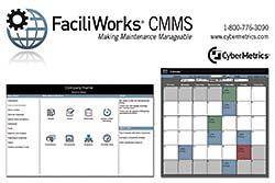 Maintenance Management Software: CyberMetrics Corp.