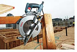 Worm-Drive Saw: Bosch Power Tools and Accessories