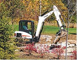 Excavators: Bobcat Co.