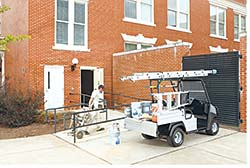 Utility Vehicles: Club Car Inc.
