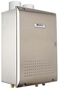 Tankless Water Heater: Noritz America Corp.