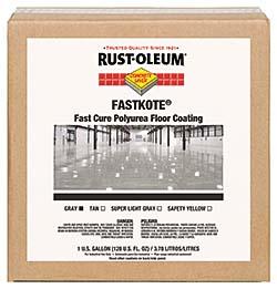 Floor Coatings: Rust-Oleum Corp.