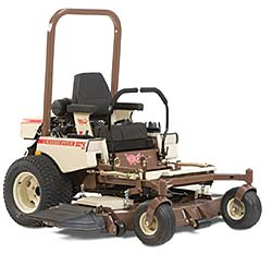 Riding Mowers: Grasshopper Co.
