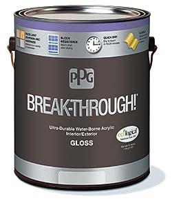 Acrylic Paint: PPG Industries Inc.