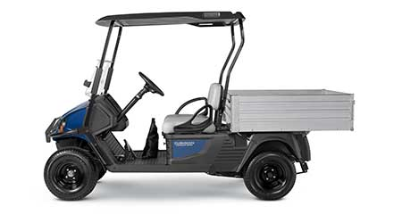Utility Vehicle Enhances Versatility for Grounds Maintenance Crews: Cushman