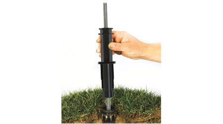 Sprinkler Removal Tool Requires no Digging: Underhill International