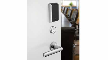 Power–Over–Ethernet Lock Combines Aesthetics, Energy Efficiency: Assa Abloy