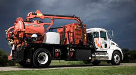 Air Excavators Help Locate Utilities or Gas Leaks on Worksites: Ditch Witch