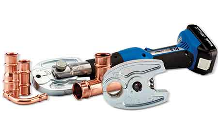 Copper Fittings Tool Eases HVAC Systems Installation Process: Parker Hannifin Corp