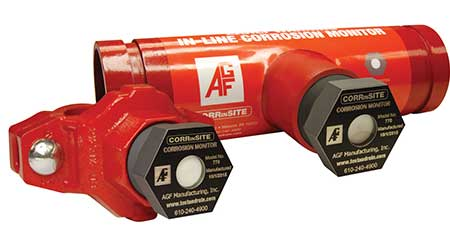 Corrosion Monitors Protects Wet and Dry Fire Protection Systems: AGF Manufacturning