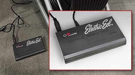 Portable Battery Pack Designed for Inspection Camera Systems: Electric Eel Manufacturing Corp.