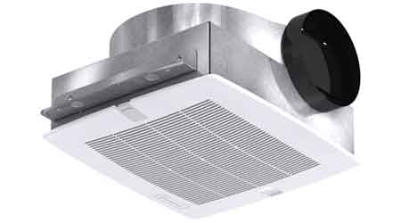 Ceiling Exhaust Fans Exceed Energy Star Requirements: Greenheck Fan Corp.