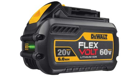 Power Tool System Automatically Changes Voltage When User Changes Tools: DeWalt USA