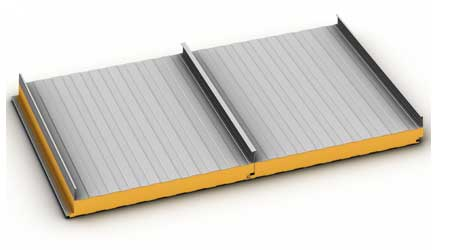 Insulated Roof Panel Provides Buildings with Added Protection: Green Span Profiles