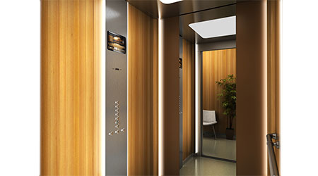 Smart Elevator Improves Connectivity and User Experience: Otis Elevator Co.