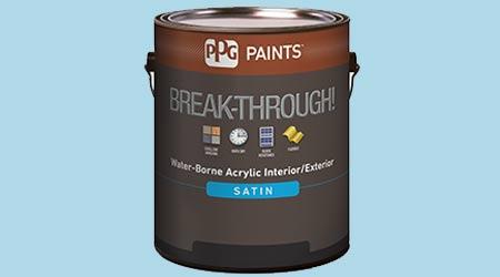Paint Brand Introduces Improved Formula for Low VOC: PPG Paints