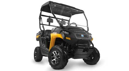 Utility Vehicle Increases Power Capacity, Reduces Size: Cub Cadet