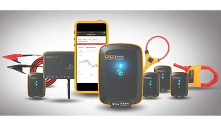 Sensor Monitoring System Powered by Internet of Things Concept: Fluke Corp.