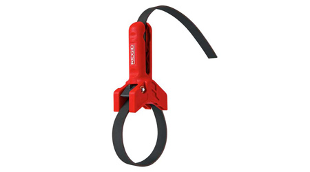 Handling Tool Helps Maintenance Workers Repair Plastic Pipes: RIDGID