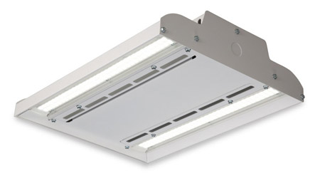 LED Luminaire Designed for Sports Arenas, Warehouses: Current, Powered by GE