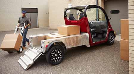 Versatile Electric Machine Enhances Low-Speed Vehicle Market: Polaris Industries Inc.