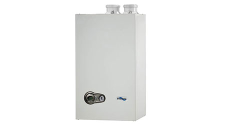 Wall-Mount Gas-Fired Boilers Available in Combi, Heat-Only Models: Williamson-Thermoflo