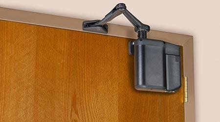Low Energy and Regenerative Door Operator Requires no Power, Wiring: Norton Door Controls