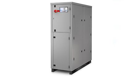 Reversible Chiller Features Controls, Touchscreen Display: WaterFurnace International Inc.