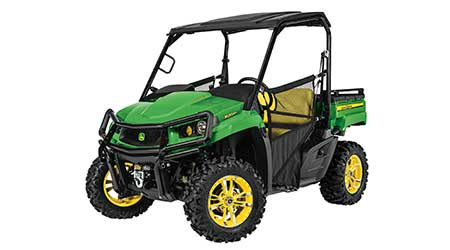 Crossover utility vehicle: John Deere