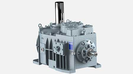 Gearbox: SPX Cooling Technologies