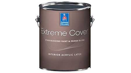paint and primer: Sherwin WIlliams Co.