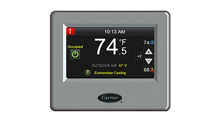 Building automation system: Carrier Corp.