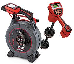 Drain-Inspection Camera: RIDGID
