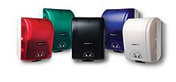 Roll-Towel Dispensers: Wausau Paper
