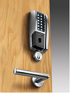 Smart-Card Access Control: SARGENT ASSA ABLOY DSS