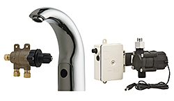 Mixing Valves: The Chicago Faucet Co.