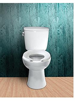 Gravity-Flush Toilet: Sloan Valve Co.